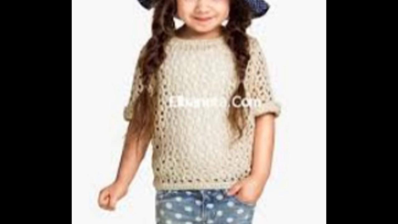 6f7c02e13c656 ازياء اطفال ربيع 2017 ملابس اطفال روعه - YouTube