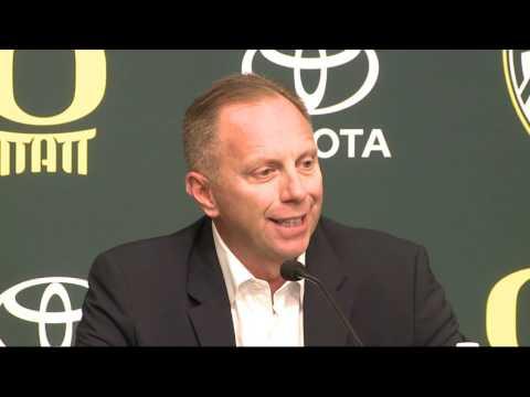 Mark Helfrich Fired at Oregon