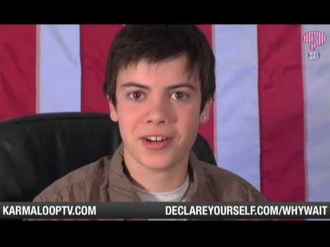 Alexander Gould on Voting Early