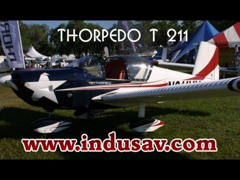 Thorpedo T211, Indus Aviation's T 211 Thorpedo all metal light sport aircraft