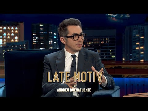 LATE MOTIV - Berto Romero El idioma de los elfos  LateMotiv554