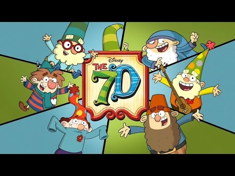 The 7D - Opening Theme Song