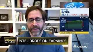 'There's no good news': Bernstein analyst on Intel earnings
