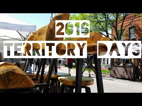 2016 Territory Days