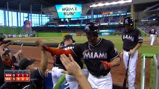 4/25/15: Marlins blank Nats for fourth straight win