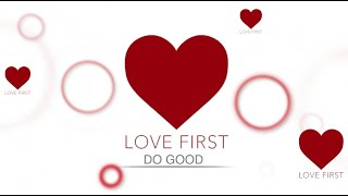 LOVE FIRST - The Minute of Love