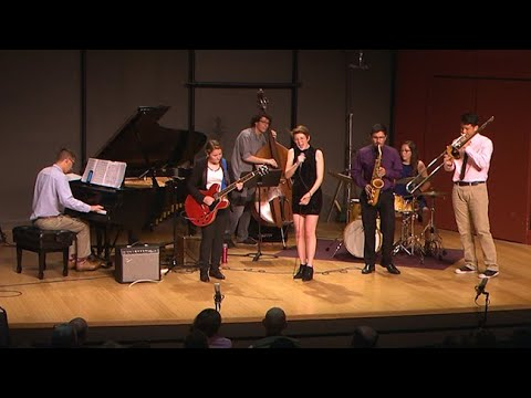 Holly Hofmann Ensemble - UC San Diego Jazz Camp 2017