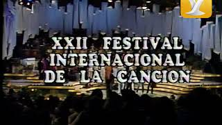 Cherry Laine - Waiting - Competencia Internacional Festival de Viña del Mar 1981