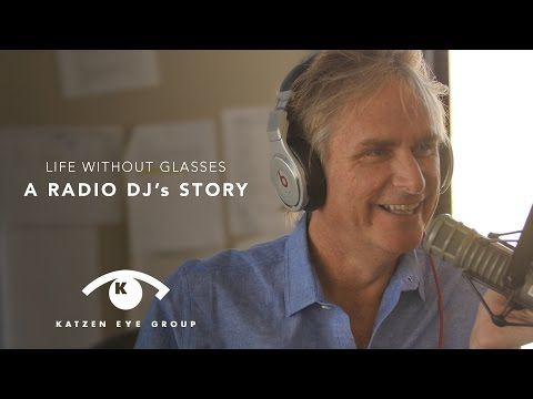 (:30) A Radio DJ's Life Without Glasses | Katzen Eye Group, Baltimore, Maryland