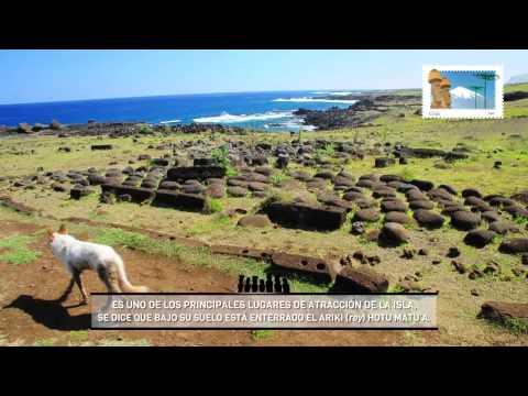 Ahu Akahanga - Isla de Pascua - Chile 365 - turismo en Chile