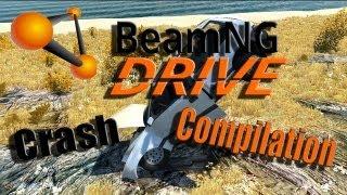 BeamNg Drive - Car Crash Compilation (SLOW MO)