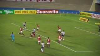 Vila Nova empata com Ceará no Estádio Serra Dourada
