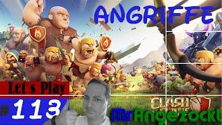 Clash of Clans #113 ★ eigene Angriffe und Angriffe der Community ★COC [Android, HD, deutsch]