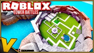 SET UP YOUR ARMY AND STOP THE INVASION! :: Tower Battles Roblox english