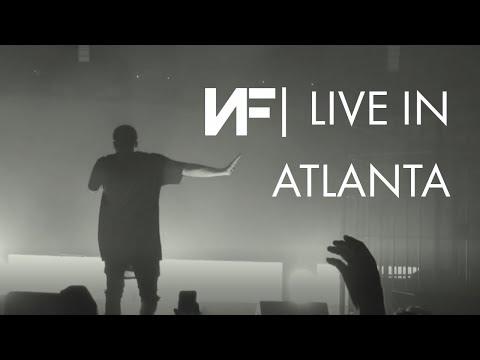 NF - NO NAME LIVE Atlanta Spring 2018