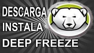 [Descargar Instalar Activar deep freeze Windows 8 , 8.1 , 7 ,xp]