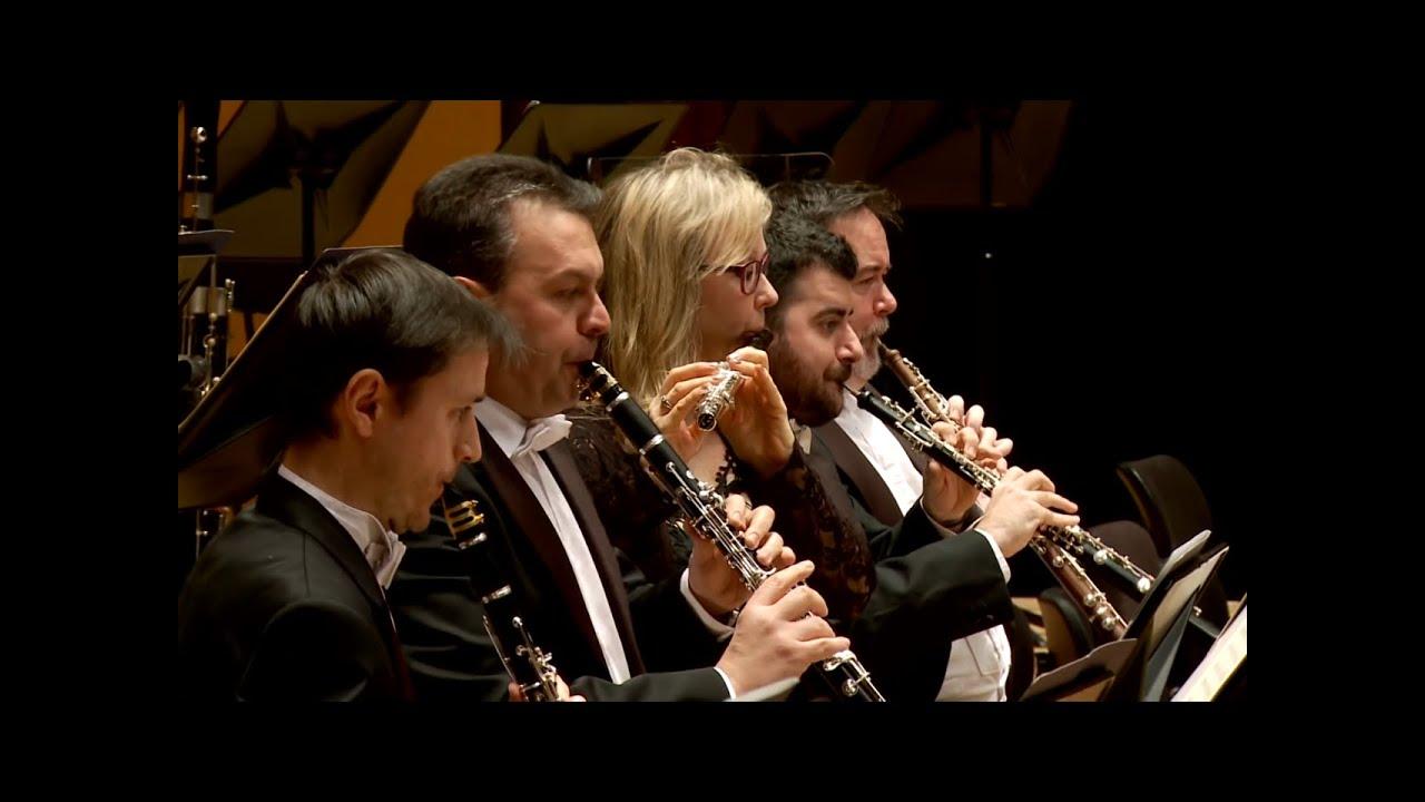 W. A. Mozart: Symphony nº 40 - Dima Slobodeniouk ...