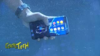 รีวิว Galaxy S7/S7 edge ดีไซน์เดิมฟีเจอร์ใหม่ By Cool Tech กับฟิล์มและกระจกกันรอยโฟกัส