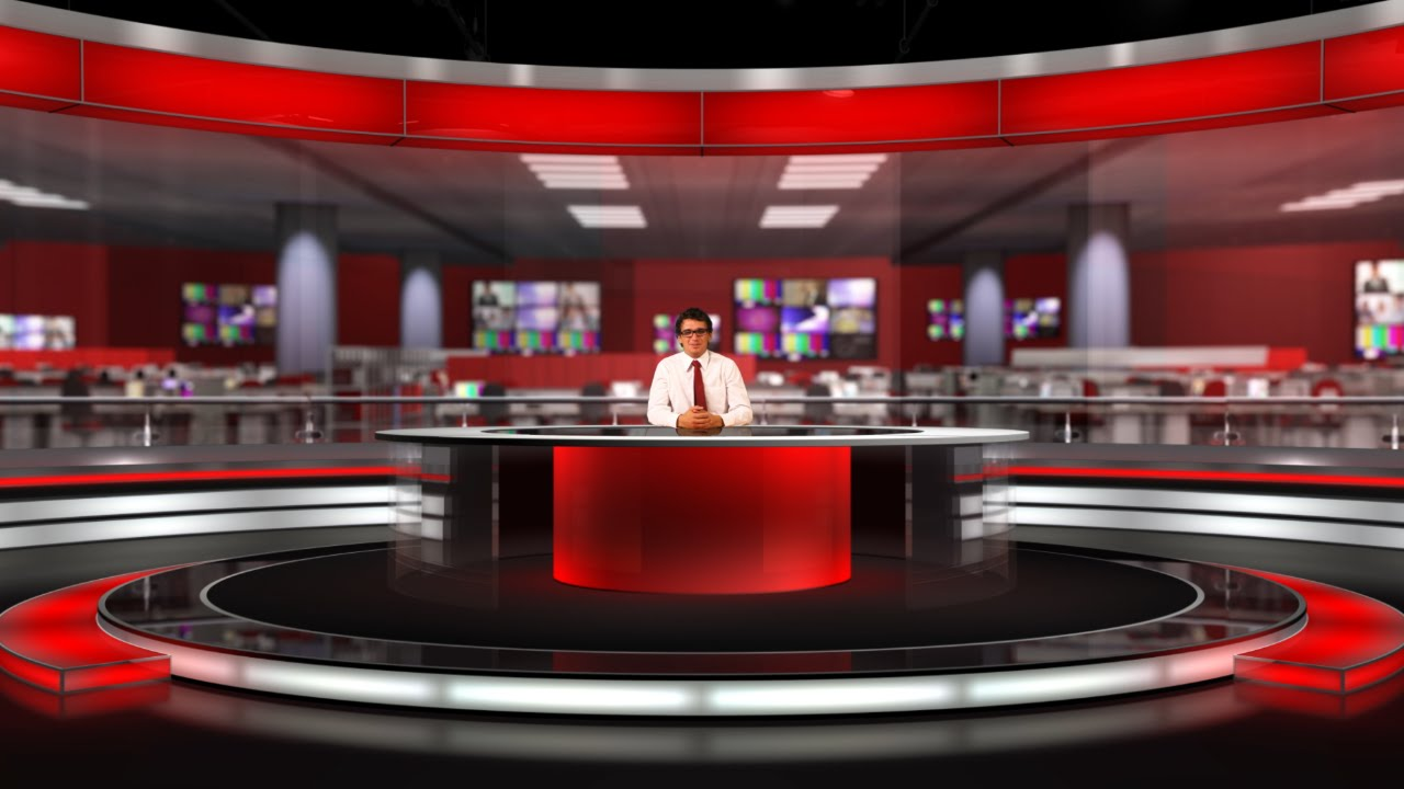 Virtual studio sets green screen virtual sets by - Virtual room designer upload photo ...
