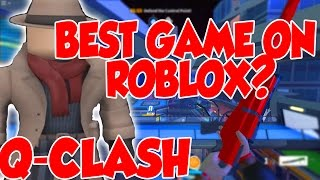 QCLASH UPDATE! | BEST GAME EVER?!? | OVERWATCH ON ROBLOX | iBeMaine