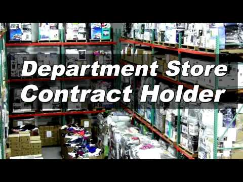 TDW Closeouts (Pallet Sale) Department Store Closeout Liquidators