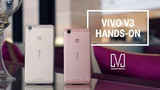 Vivo V3 V3 Max Hands-On Review