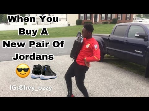BUYING A NEW PAIR OF JORDANS GONE WRONG (SKIT)