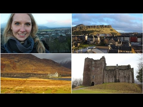 SCOTLAND ∆ Edinburgh and the Highlands!