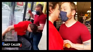 Fight Breaks Out At Ace Hardware, Allegedly Over Masks