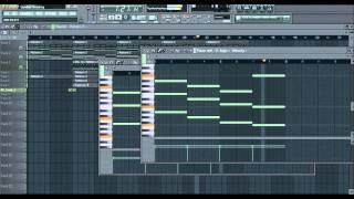 Ummon - qanday unutding (remake fl studio) (DJ SultaNIN)