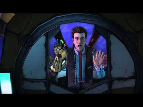 Tales from the Borderlands  Episode 5 Intro Retrograde
