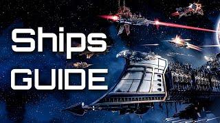 「Stellaris」Fleet Design Guide - All Ship Builds!
