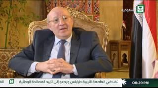 برنامج على مائدة السفير مع أ ناصر حمدي سفير مصر