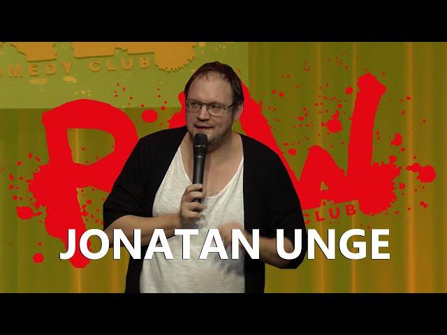 JONATAN UNGE - Malmö är en skitstad | RAW COMEDY CLUB