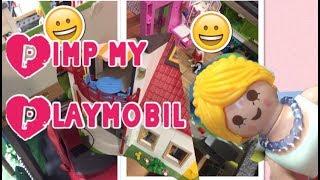Kinderzimmer verschönern  Pimp my Playmobil