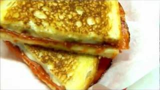 The Stoppe!'s Pepperoni Pizza Grilled Cheese.wmv