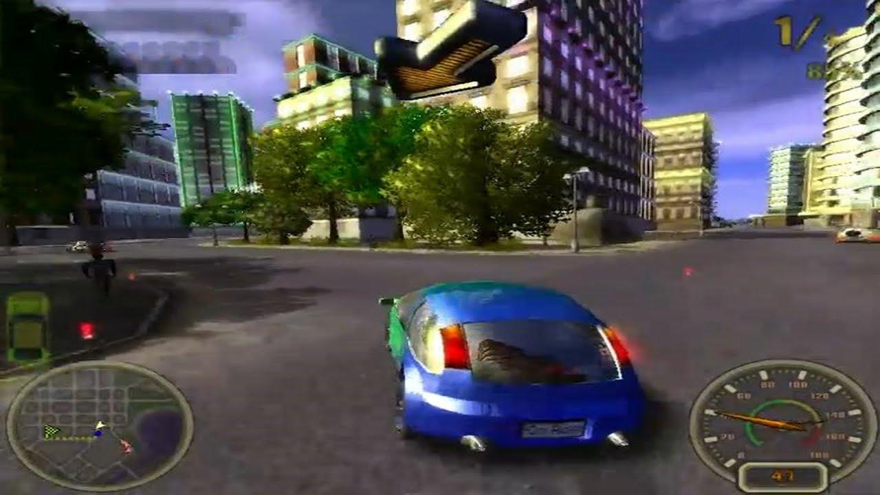 City Racing Pc Gameplay Youtube