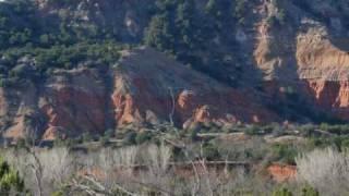 Palo Duro Canyon Texas Spring