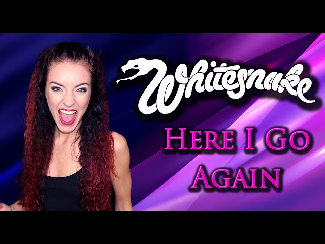 Whitesnake - Here I Go Again ( Cover by Minniva feat Quentin Cornet )