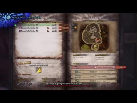 Monster Hunter: World (PS4) Gunner Alt Siege Farming pt 2