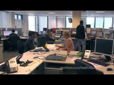 healthAlliance - Workhere New Zealand
