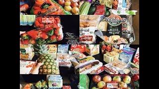 huge costco haul vegan prices shown feb 2016