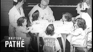 Pathe Gazette Presents Dionne Quintuplets