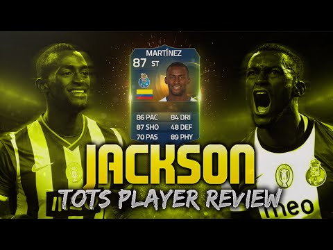 FIFA 15 | REVIEW JACKSON MARTINEZ TOTS | ErnesInGame