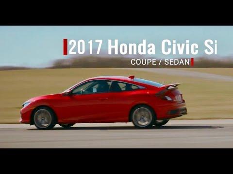 The 2017 Honda Civic Si Info, Price & Release Date