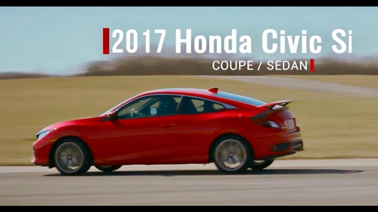 The 2017 Honda Civic Si Info Price Release Date