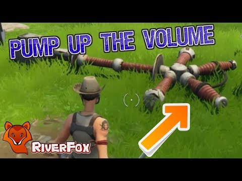 Plankerton Part 22 - Pump Up The Volume. Fortnite STW