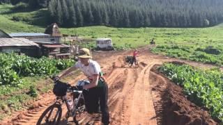 Kyrgyzstan bike trip