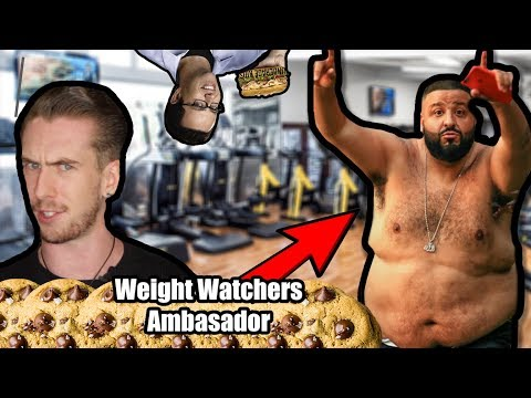DJ Khaled Is A Terrible Ambassador For Weight Watchers -- LewReview