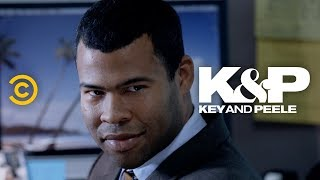 Black People Telepathy - Key & Peele